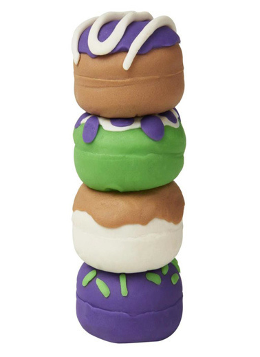 Play-Doh Play-Doh Donut Eğlencesi Renkli